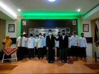 Pelantikan OSIS SMK Modern Al-Rifa'ie Periode 2021-2022